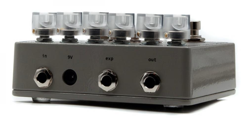 SolidGoldFX NU-33: modulazioni da vinile in scatola