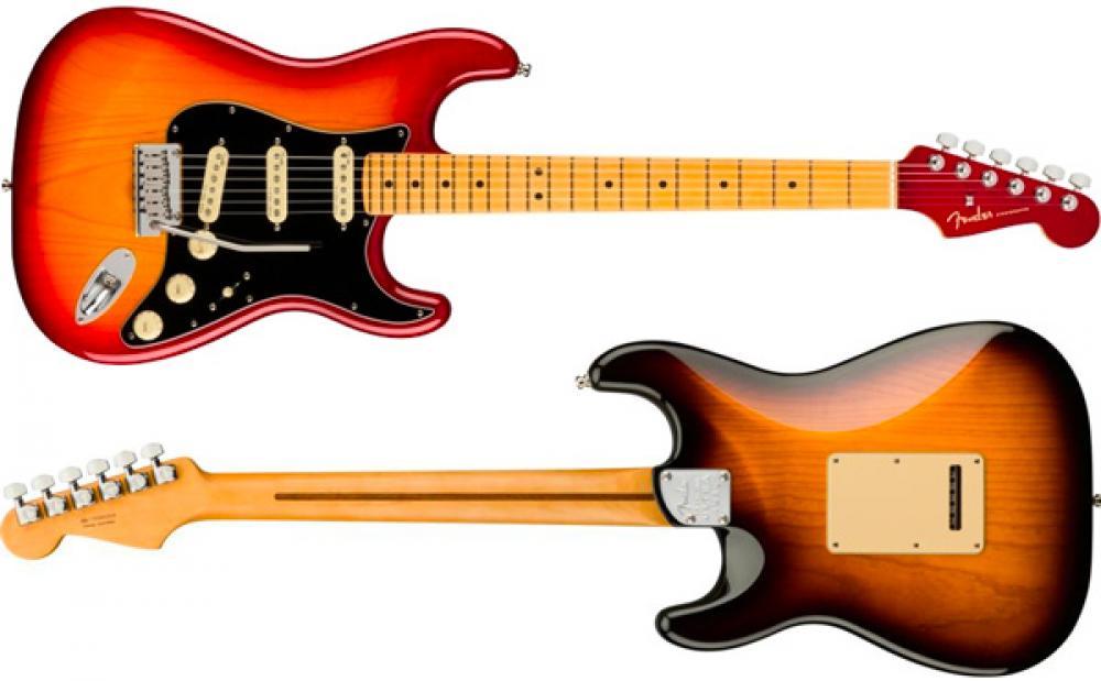 Scopri in video le Fender Ultra Luxe