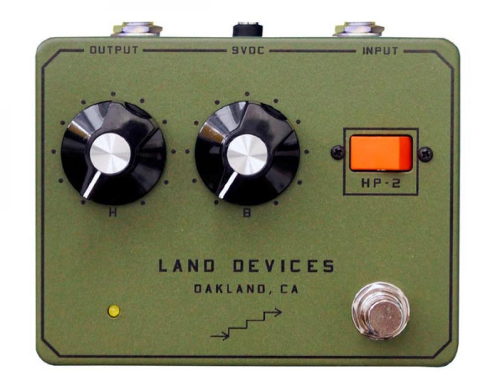 Land Devices HP-2: il ritorno del Percolator
