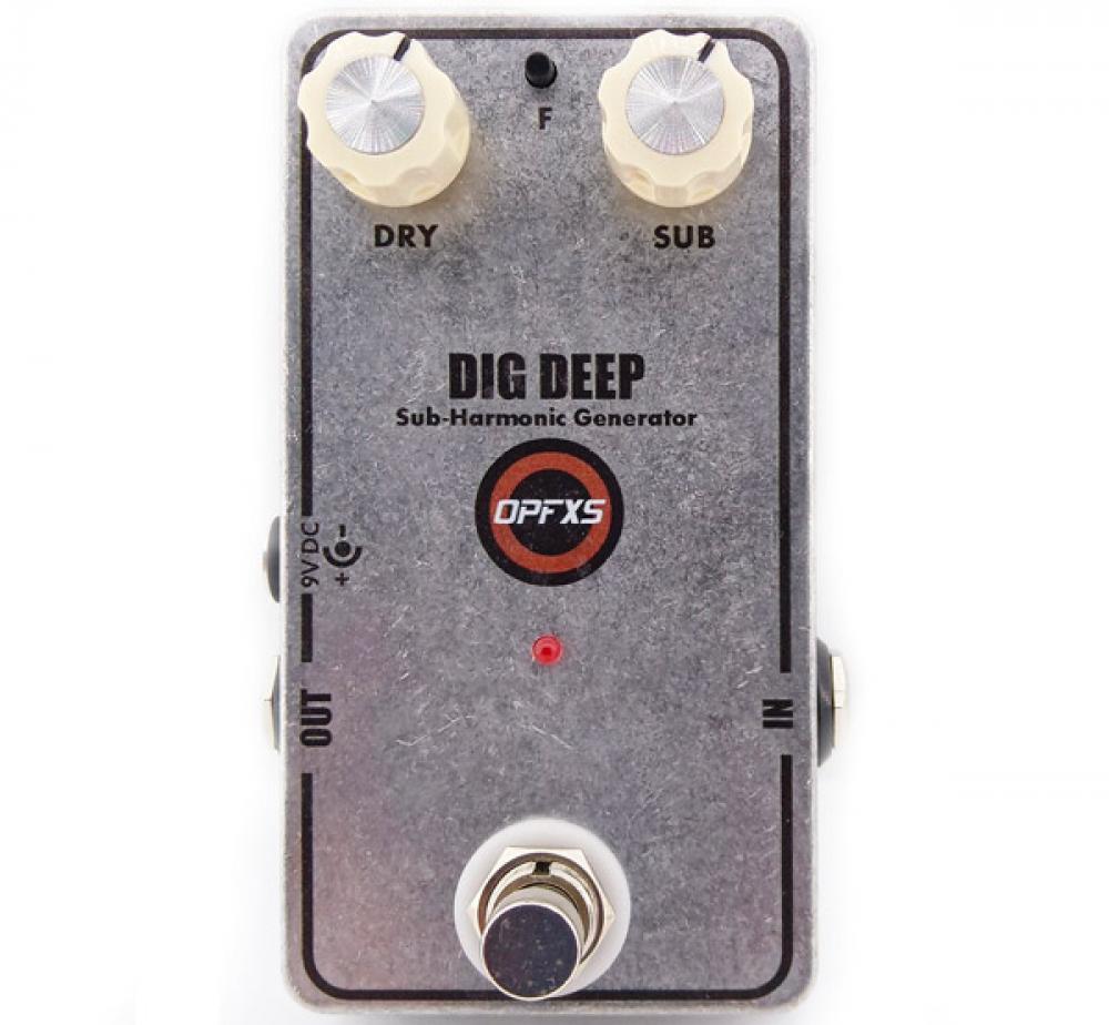 Dig Deep: Sub-Harmonic Generator made in Italy