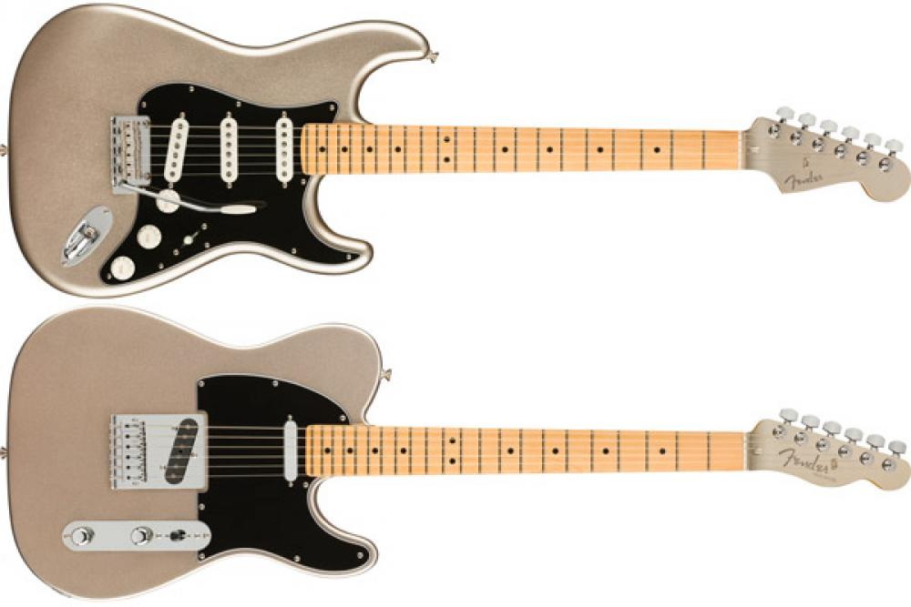 Fender 75th Anniversary in video