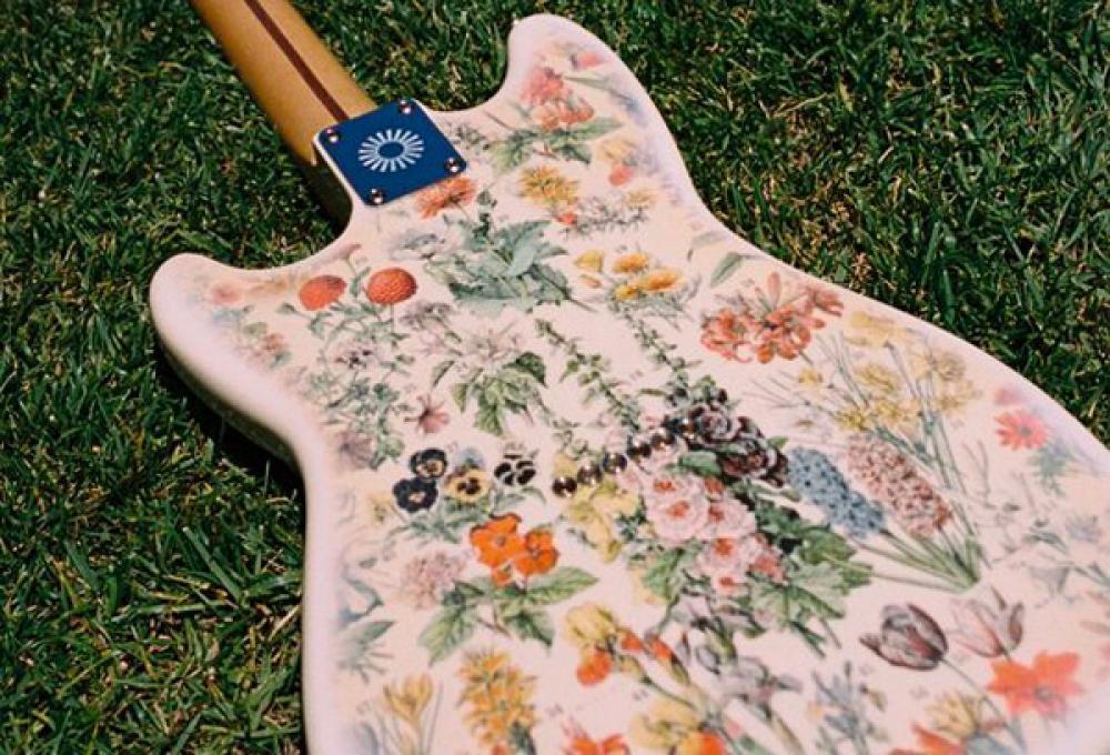 La Musicmaster floreale di Shawn Mendes