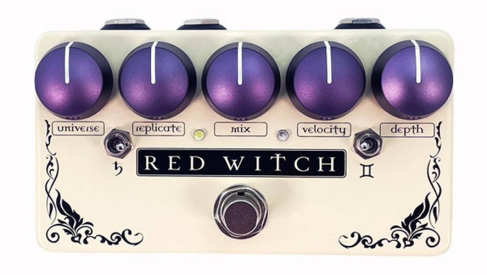 Binary Star: delay modulati da Red Witch