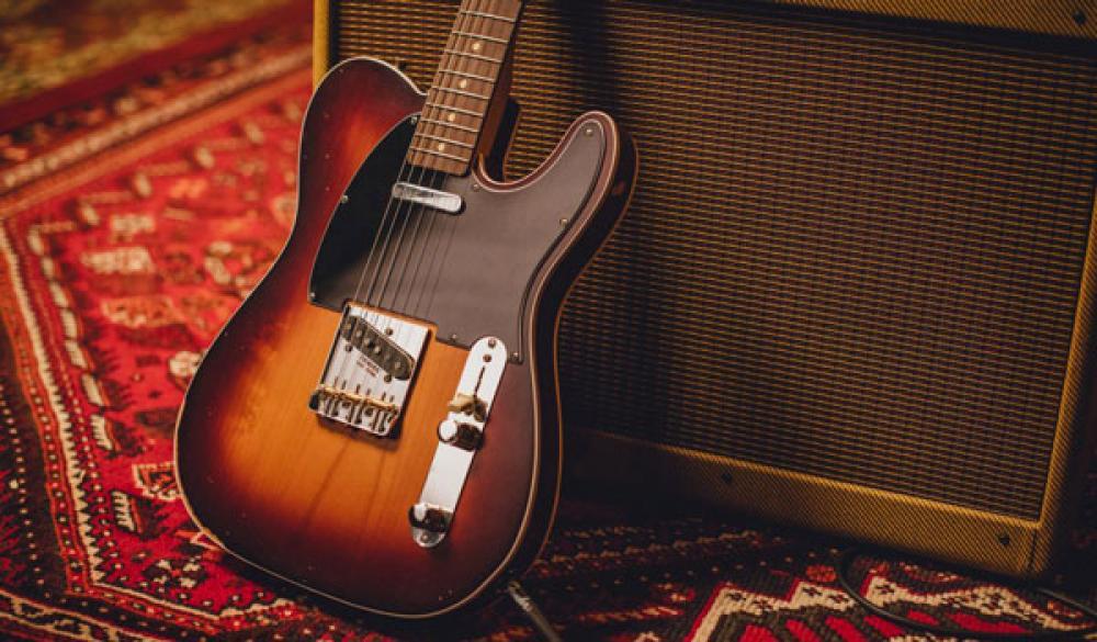 Fender Jason Isbell: signature retrò a cavallo tra Strat e Telecaster