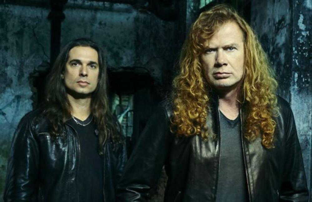 Kiko Loureiro pubblica il video del provino coi Megadeth