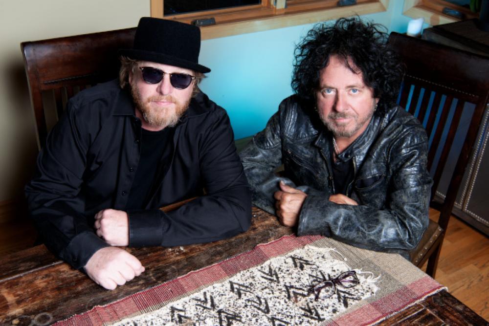 Steve Lukather: musica onesta, fatta alla vecchia maniera