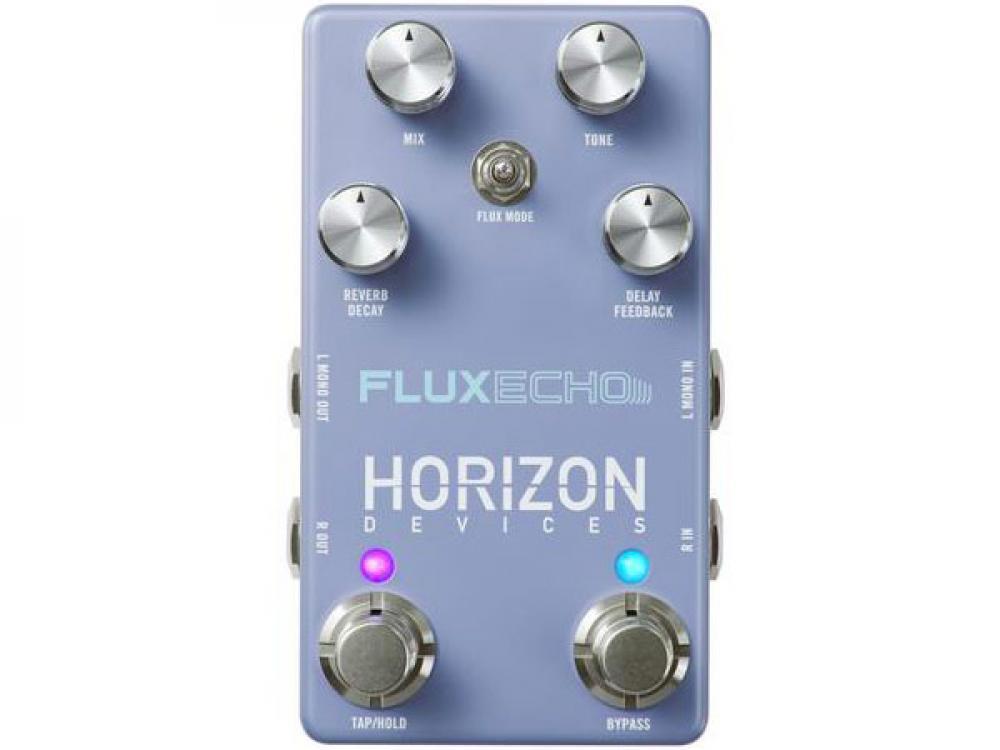 Flux Echo: delay super versatile da un'idea di Misha Mansoor