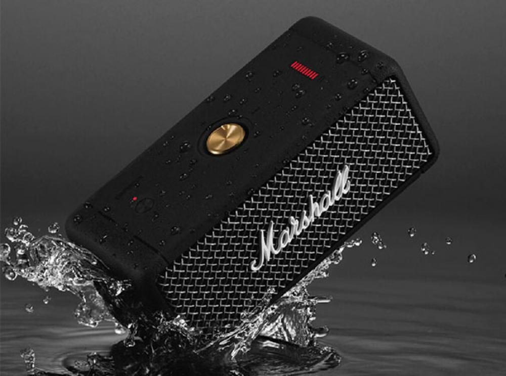 Emberton è il più compatto speaker Marshall Headphones
