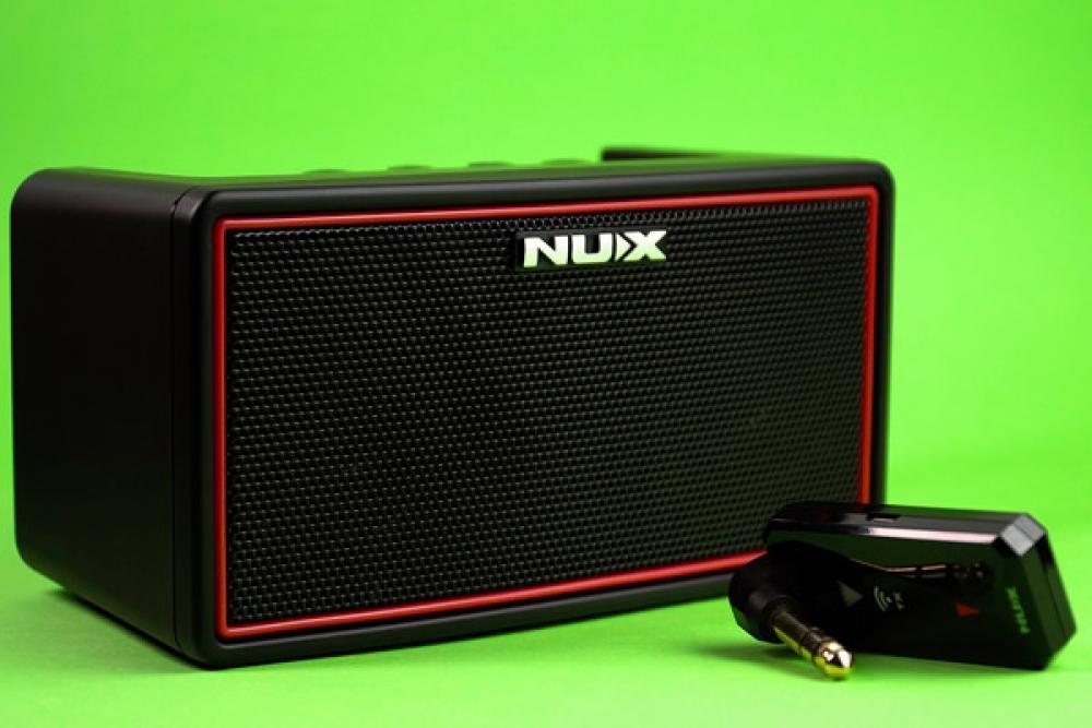 Mighty Air: in prova il mini-amp wireless NUX