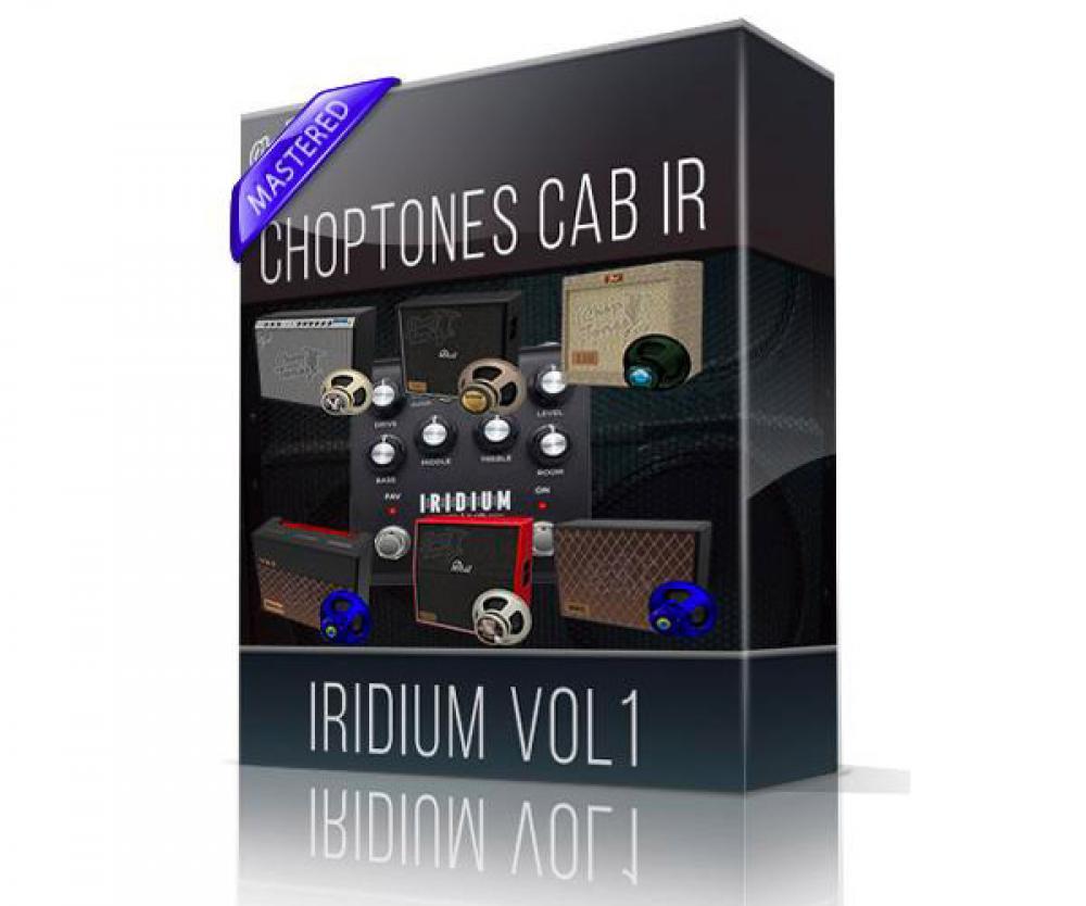 Ascolta gli IR custom per Strymon Iridium da Choptones