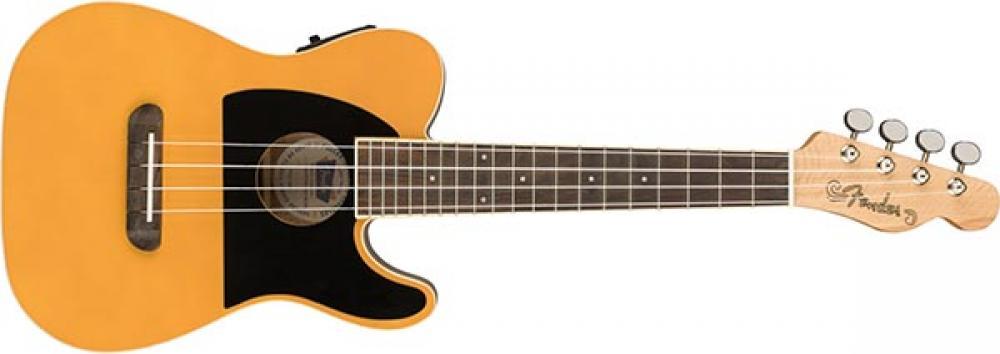 Fullerton: i classici Fender si fanno ukulele