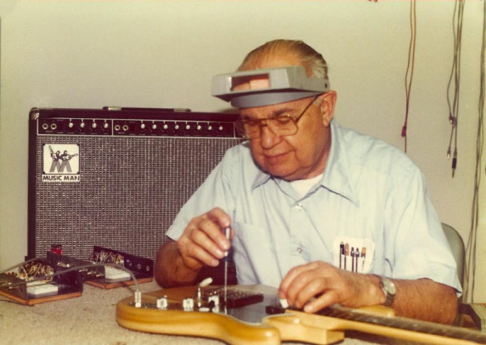 Il mio incontro con Leo Fender