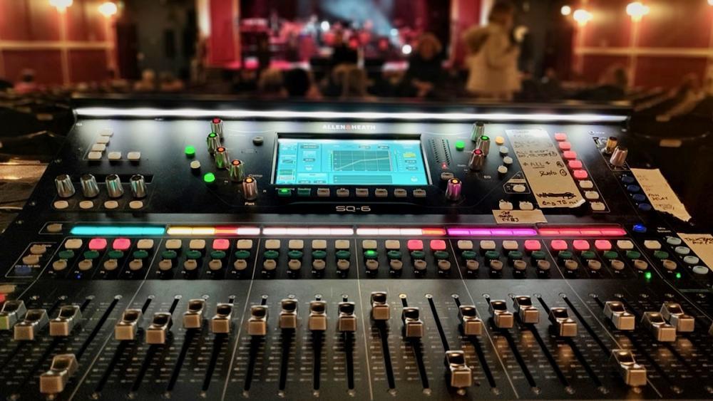 Mixare e registrare un live
