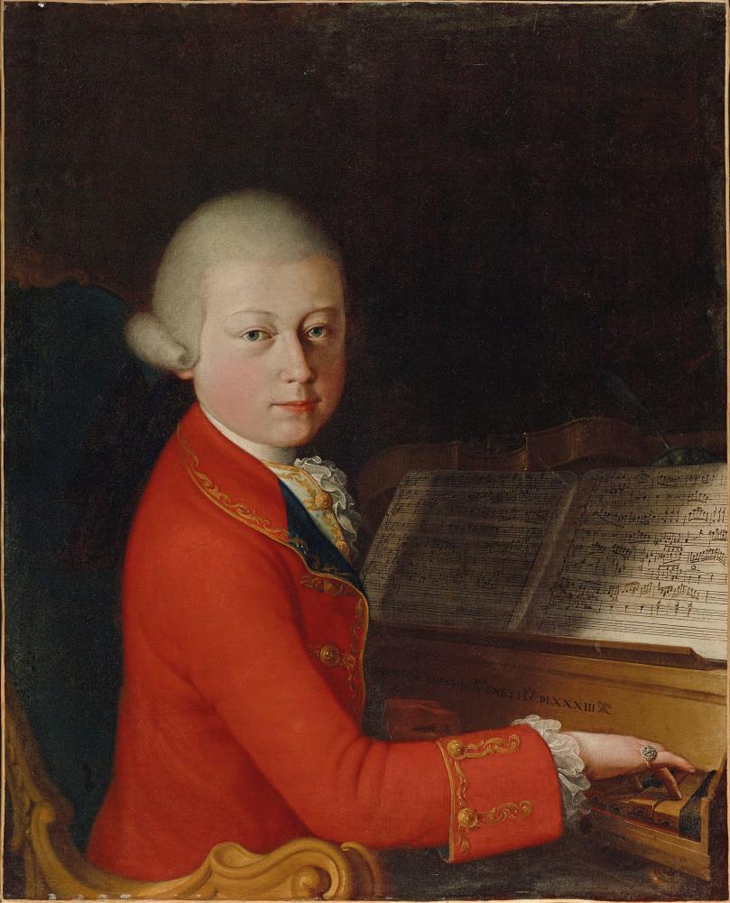 Interpretare Mozart: classico della musica e letteratura
