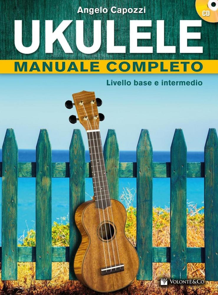 Angelo Capozzi: ukulele in tutte le salse