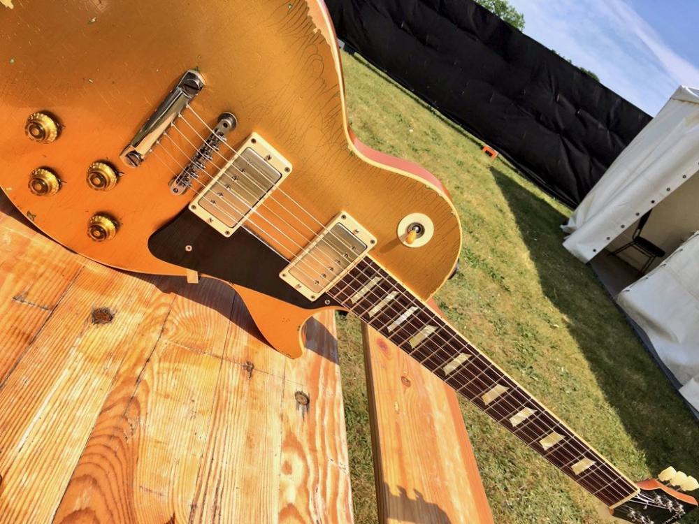 Perché una chitarra diventa la tua chitarra?