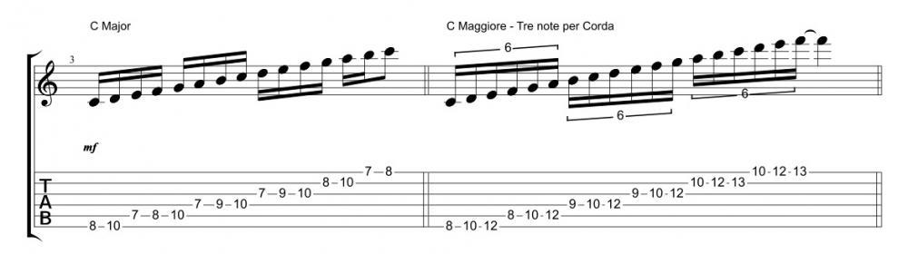 """Daniele Gottardo: Articolazione & """"Position Shifting"""""""