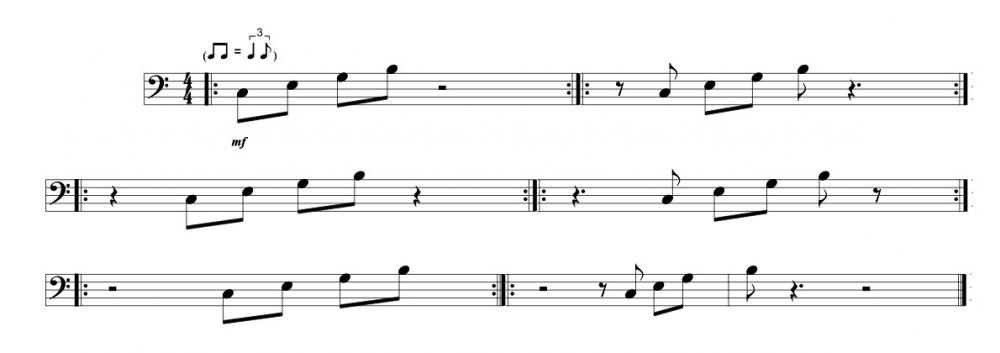Federico Malaman: il Ritmo nell'improvvisazione