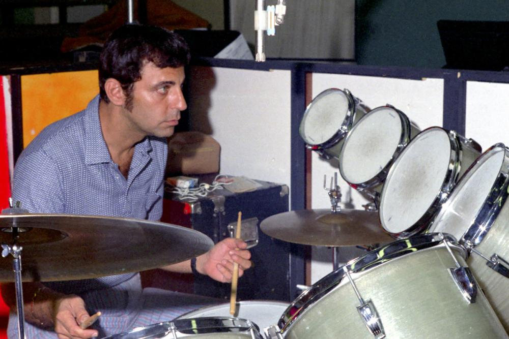 """Batteria: 50 dischi fondamentali. """"Mr. Tamburine Man"""" dei Byrds"""