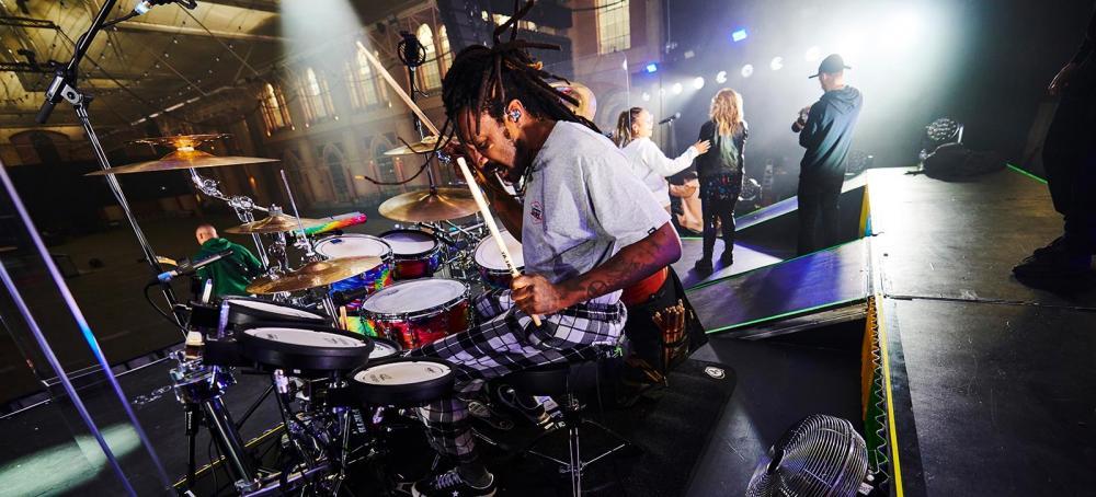 Roland: guida esaustiva all'utilizzo di setup Hybrid Drums