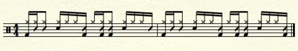 Funk, groove & unisoni