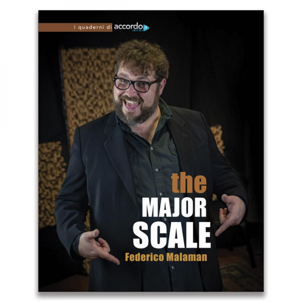 The Major Scale: il libro di Federico Malaman
