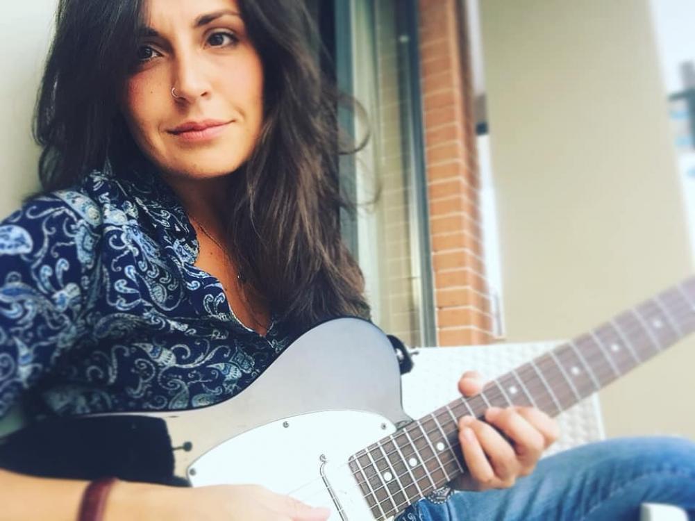 Simona Malandrino: live, in trio, a SHG