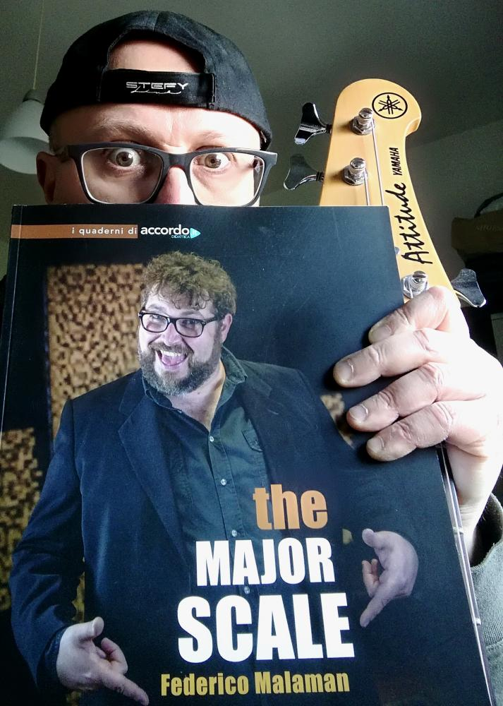 """The Major Scale"": voglia di studiare"