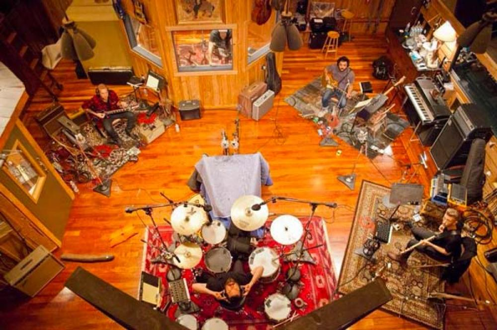 Southern Ground: visita ai mitici studi di Nashville