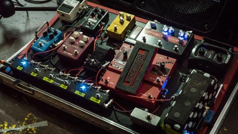 A scuola di fusion: vedere Greg Howe in concerto
