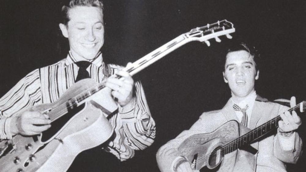 È morto Scotty Moore, con Elvis inventò il rockabilly