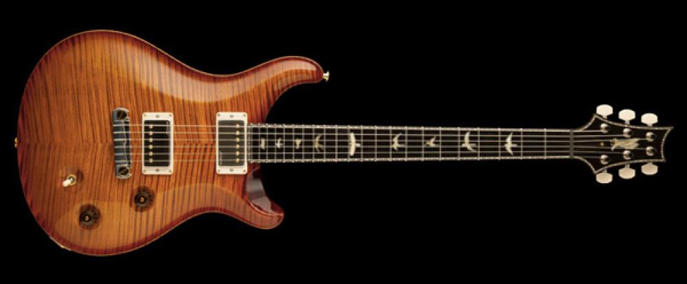 PRS Modern Eagle II 25TH Anniversary Smoked Amber