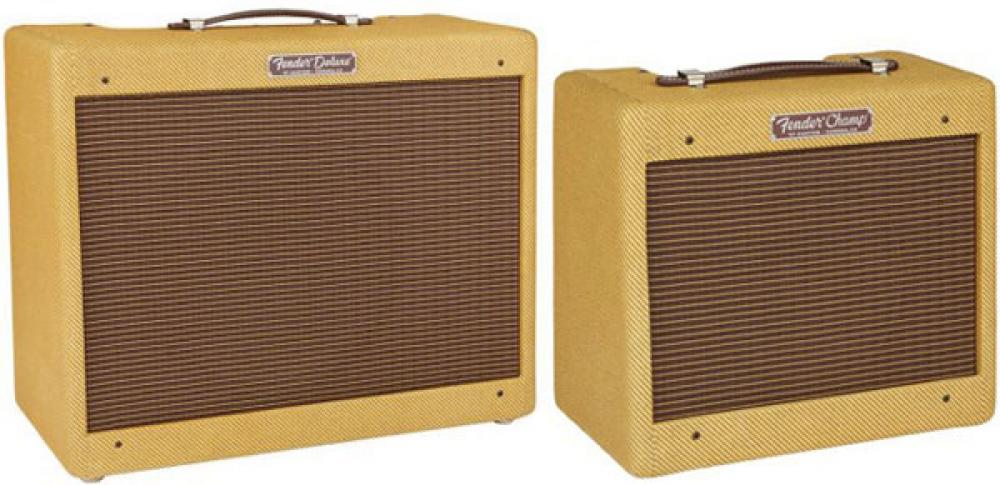 '57 Custom: Fender ridisegna quattro tweed