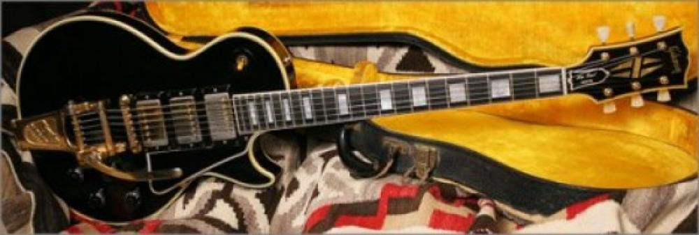 1958 Gibson Les Paul Custom Black Beauty