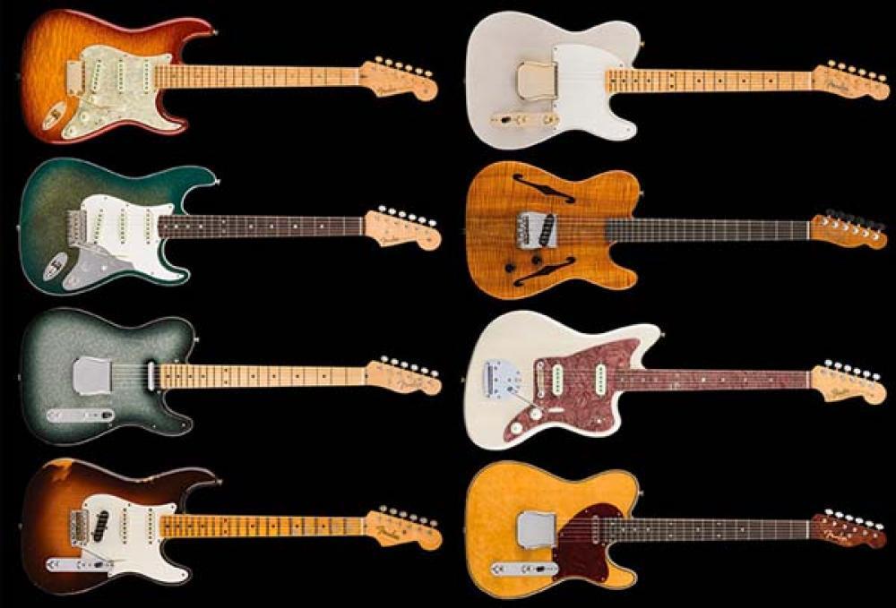 I fondatori celebrano 30 anni di Custom Shop Fender