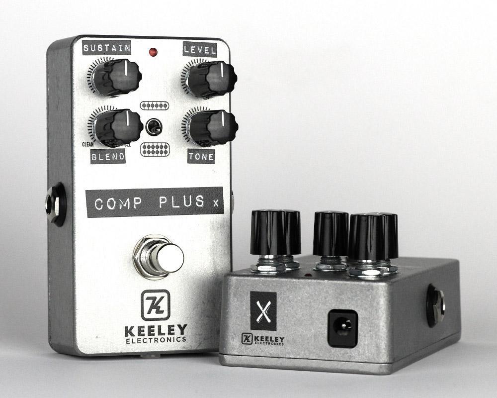 Keeley X Pedals: arrivano i classici in forma di prototipo