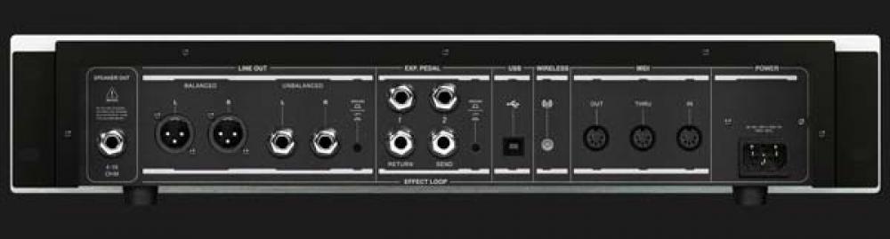 Bias Rack: in prova l'Amp Match Amplifier Positive Grid