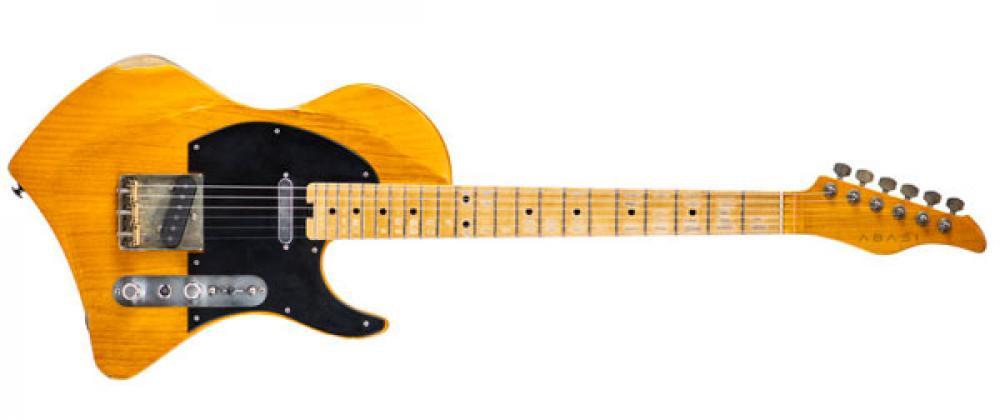 Svelate le prime chitarre Abasi Concepts