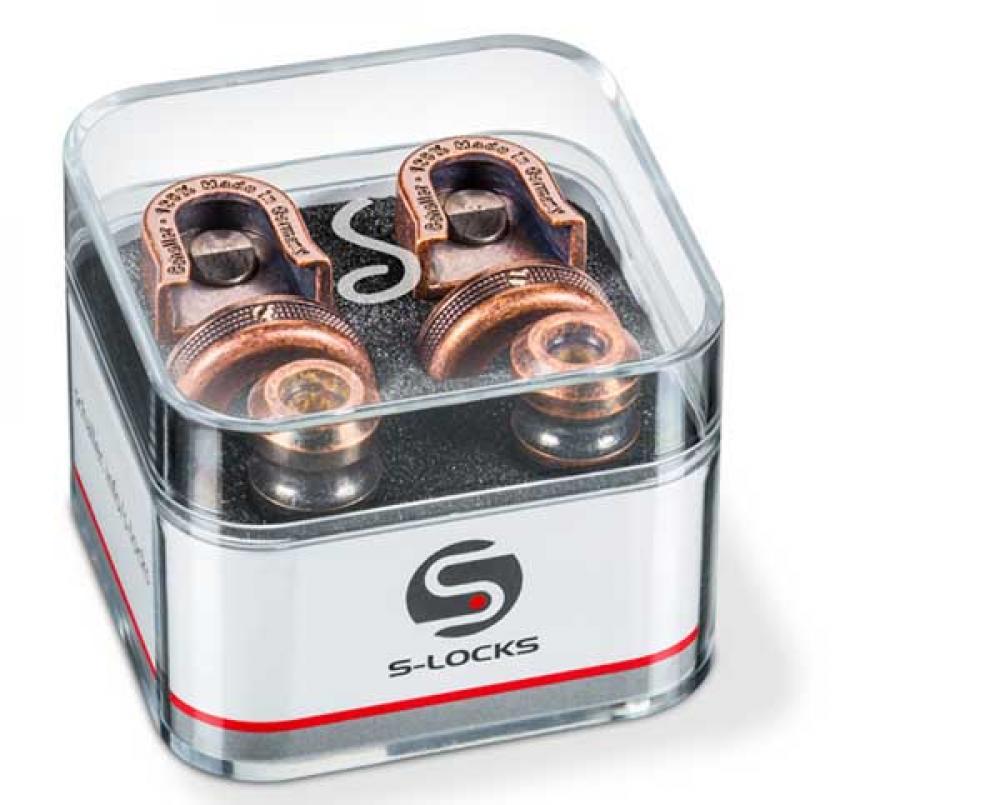 S-Locks: Schaller reinventa lo strap lock