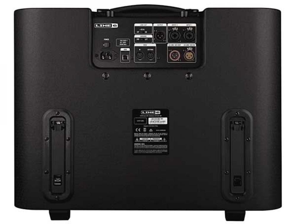Line 6 Powercab: l'impatto del cabinet anche in digitale