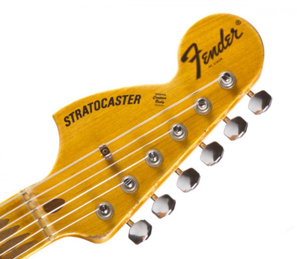 Fender Stratocaster Heavy Relic Custom Shop '69 Reverse Headstock