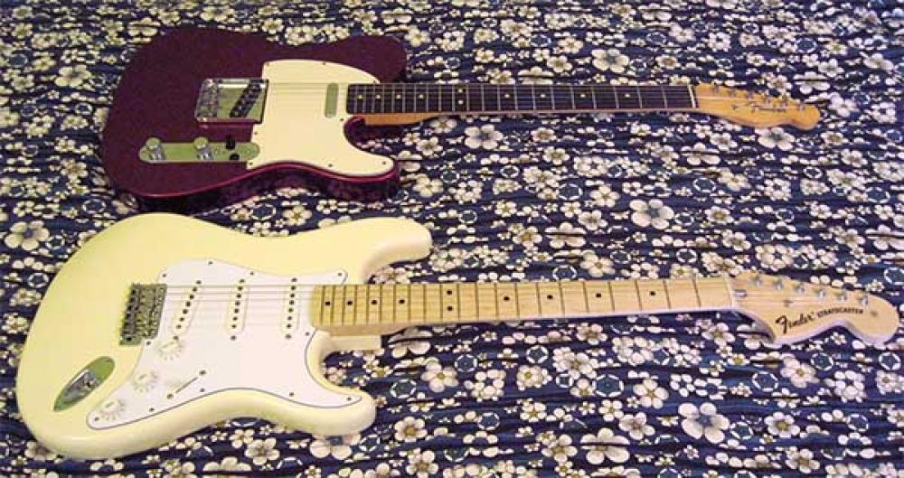 Stratocaster AV '70: fascino CBS con qualità moderna