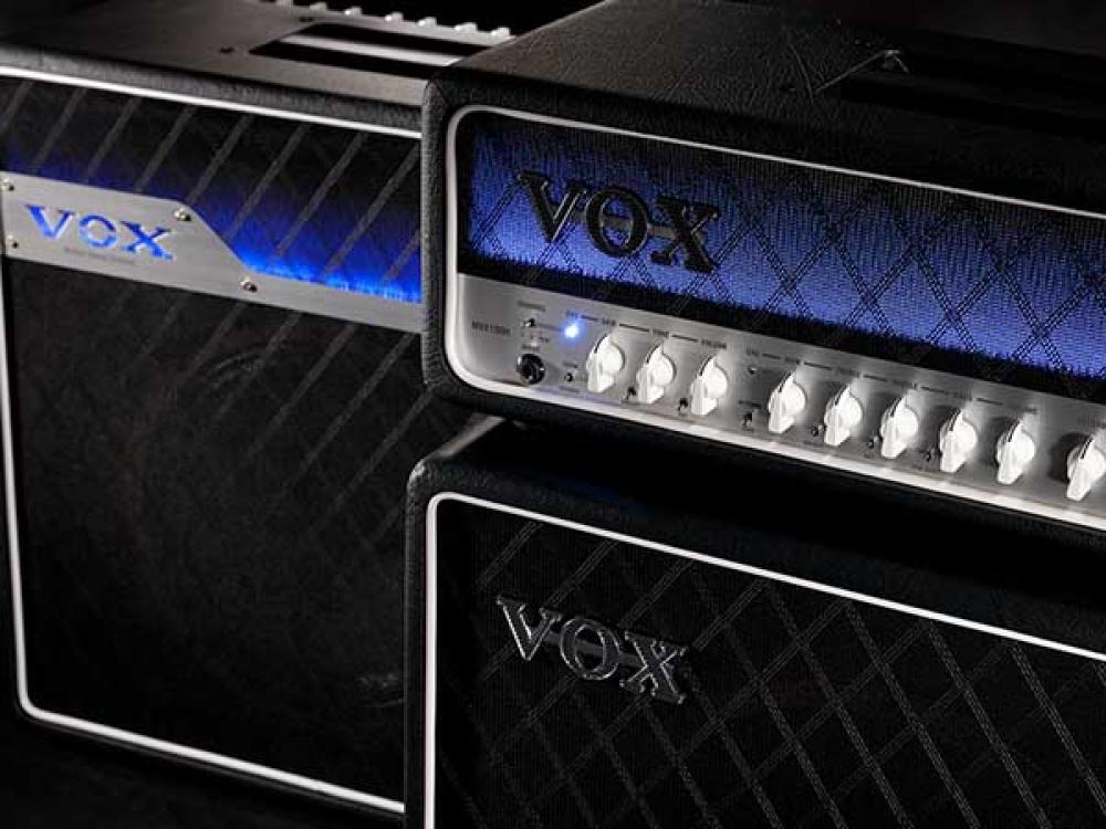 MVX150: da Vox in primo ampli a Nutube