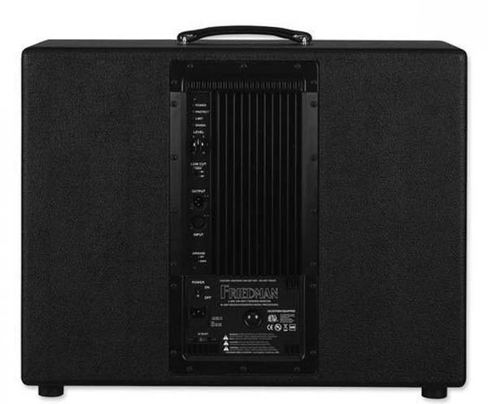 Friedman ASC-12: 500 watt per i tuoi simulatori