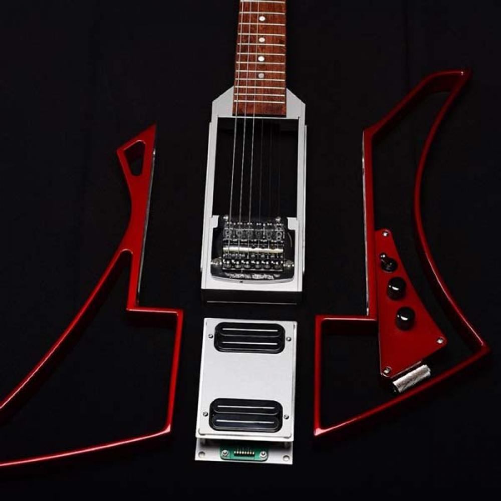 Somnium: la chitarra riconfigurabile