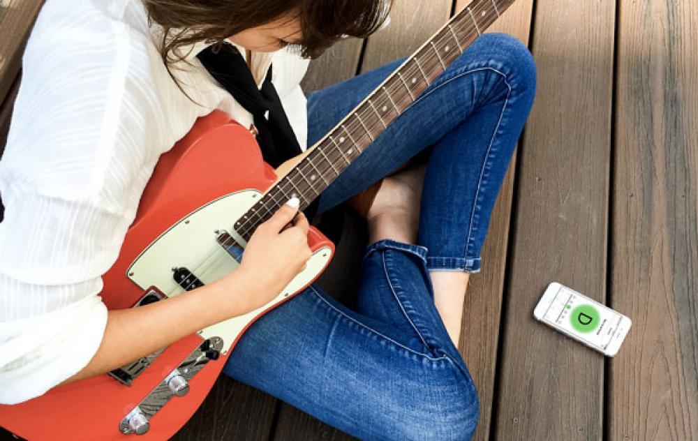 L'accordatore gratis Fender è sull'App Store