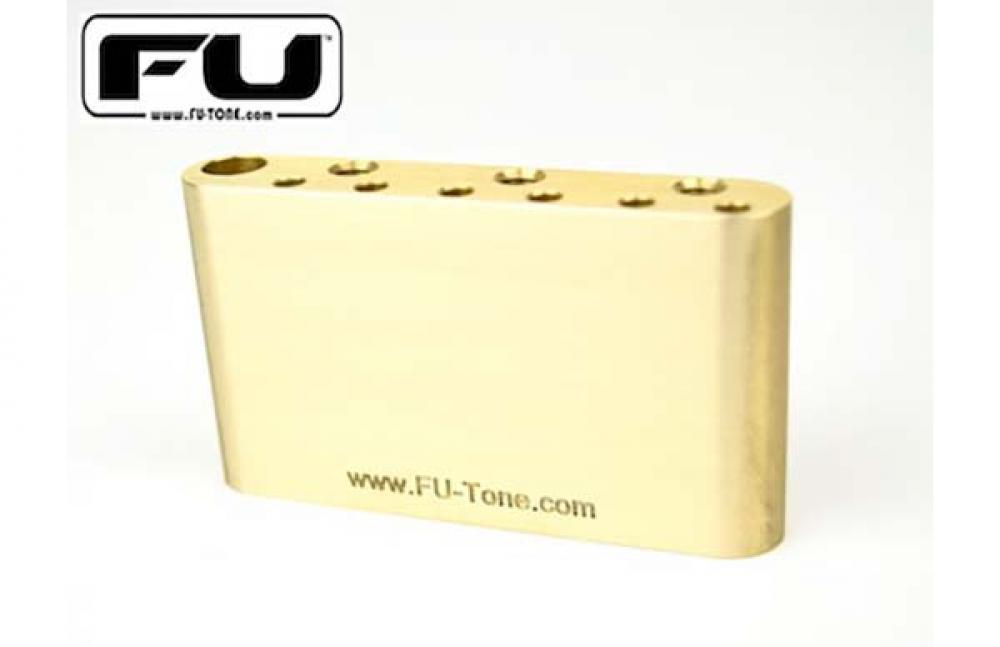 Da FU-Tone il primo blocco in ottone per ponti PRS