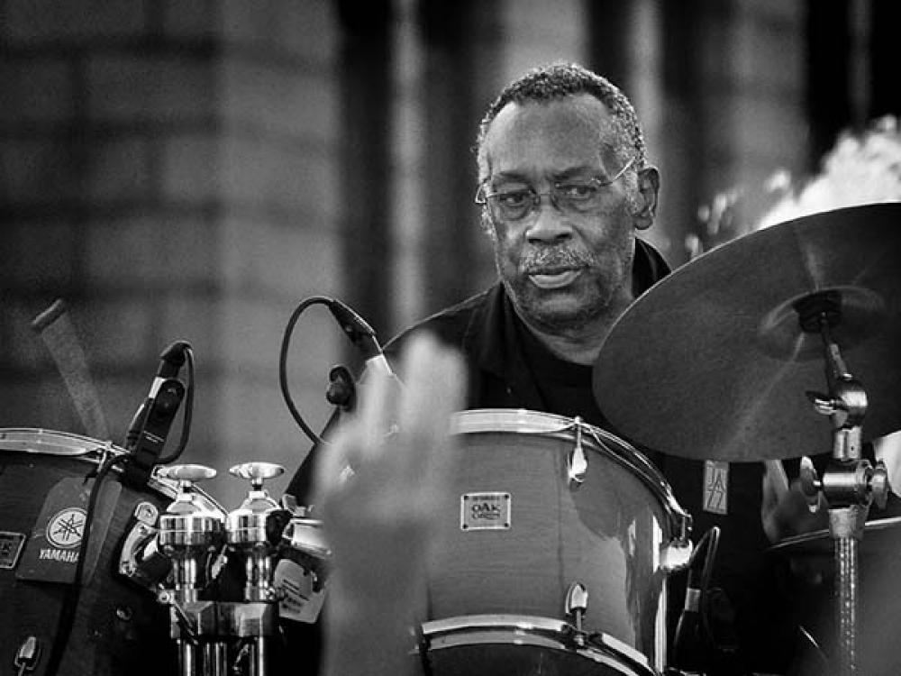 """Addio a Clyde""""Funky Drummer"""" Stubblefield"""