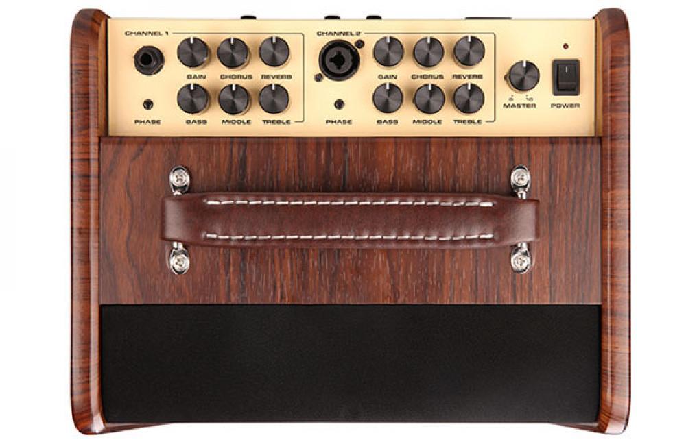Nux Stageman: l'ampli per acustica si comanda da smartphone