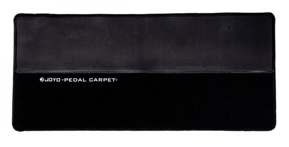 Pedal Carpet: la pedalboard Joyo in tessuto